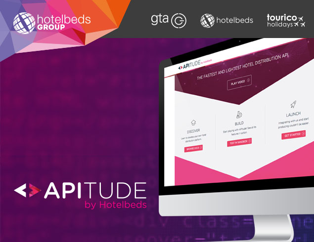 Exponential growth for Hotelbeds Group's APItude in 2017